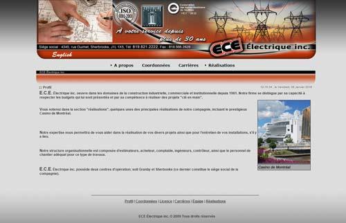 ECE Electrique Inc.