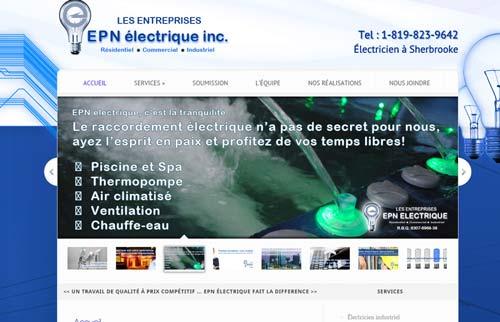 Entreprises E P N Électrique Inc Sherbrooke
